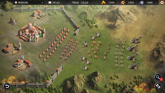 Rome Empire War v136.0 (Money, Medals) MOD APK 5