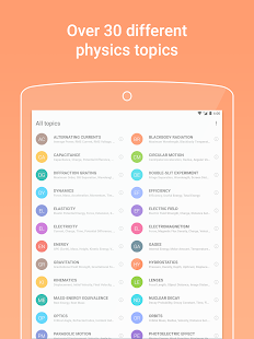 PhyWiz - Physics Solver Screenshot
