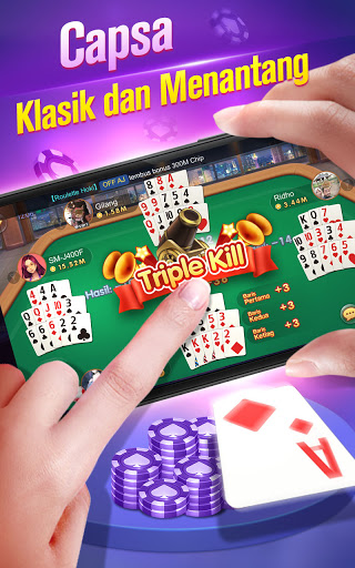 Poker Pulsa-Texas Poker Online (Free) apkdebit screenshots 7