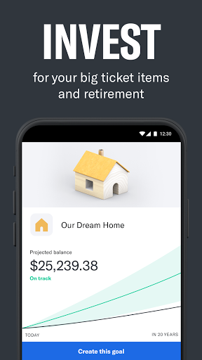 Betterment: Spend, Save, Invest, and Retire Better  screenshots 1