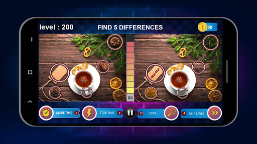 Spot 5 Differences 1000 levels 1.6.9 screenshots 2