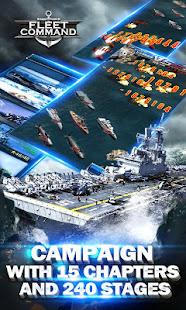 Fleet Command – Kill enemy ship & win Legion War