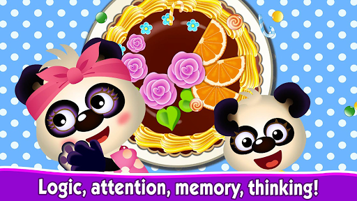 FunnyFood Kindergarten learning games for toddlers 2.4.1.19 Screenshots 4