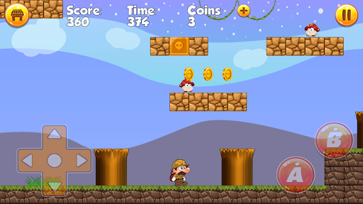 Leo's World - Super Jungle Adventure  screenshots 6