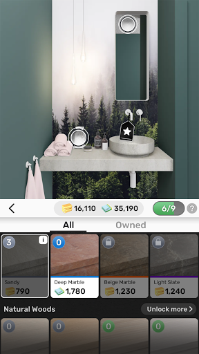 Home Design Star : Decorate & Vote  screenshots 21