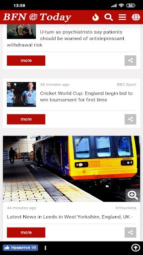 BFN Breaking Flash News! 1.0.2 screenshots 4