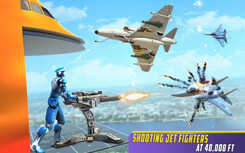 Download Robot Fps Shooting Games: Counter Terrorist Strike For PC Windows and Mac apk screenshot 13