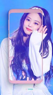 BLACKPINK Jennie Wallpaper Kpop HD New 1.0 Screenshots 7