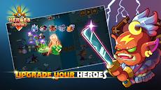 Heroes Defender Fantasy - Epic Tower Defense Gameのおすすめ画像3
