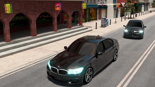 Metal Car Driving Simulator 0.1 screenshots 1
