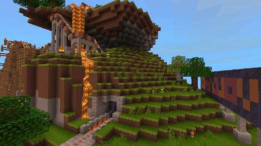 Cube Craft Adventure Master Craft Exploration apkpoly screenshots 4