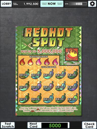 Lucky Lottery Scratchers 1.0.2 Screenshots 21