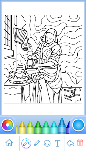 Coloring Book for Adults screenshots 19