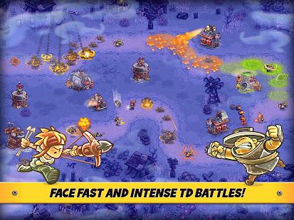 Junkworld - Tower Defense Game