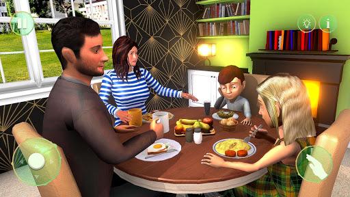 Family Simulator - Virtual Mom Game 2.4 screenshots 2