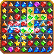 Jewels Jungle Treasure: Match 3 Puzzle