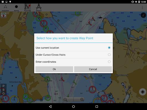 i-Boating:Marine Navigation Maps & Nautical Charts modavailable screenshots 15