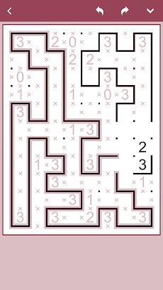 コンセプティス 囲いパズルのおすすめ画像2