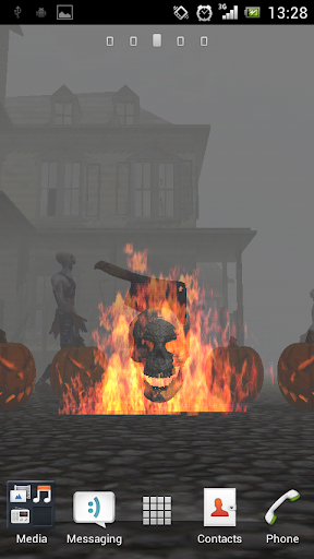 3D Halloween Live Wallpaper For PC Windows (7, 8, 10, 10X) & Mac Computer Image Number- 8