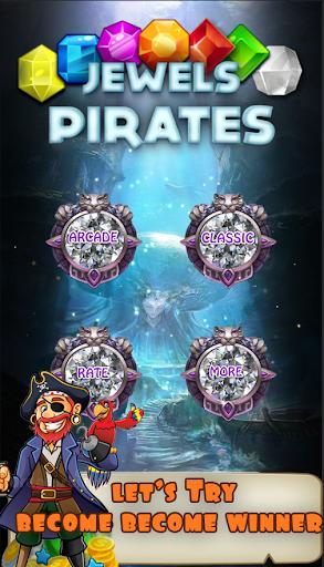 Jewel Pirates - Match 3 screenshots 1