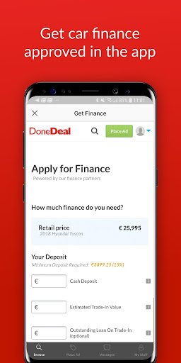 DoneDeal - New & Used Cars For Sale 12.0.2.0 Screenshots 5