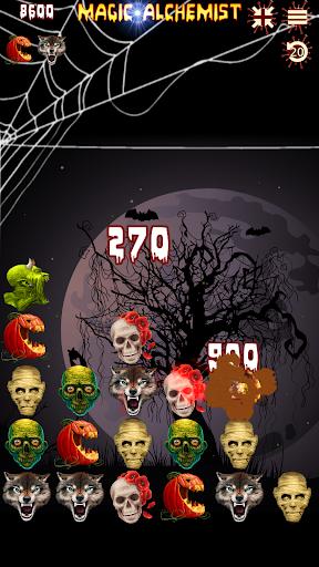 Magic Alchemist Halloween apkdebit screenshots 8