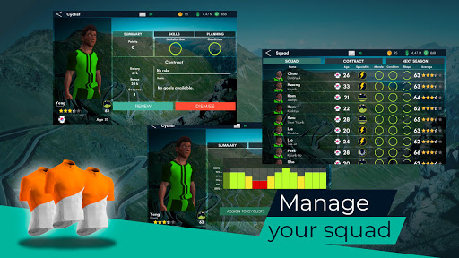 Live Cycling Manager 2021 1.11 screenshots 22