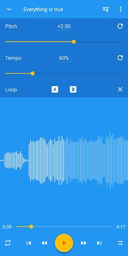 Music Speed Changer 9.1.6-pl screenshots 1