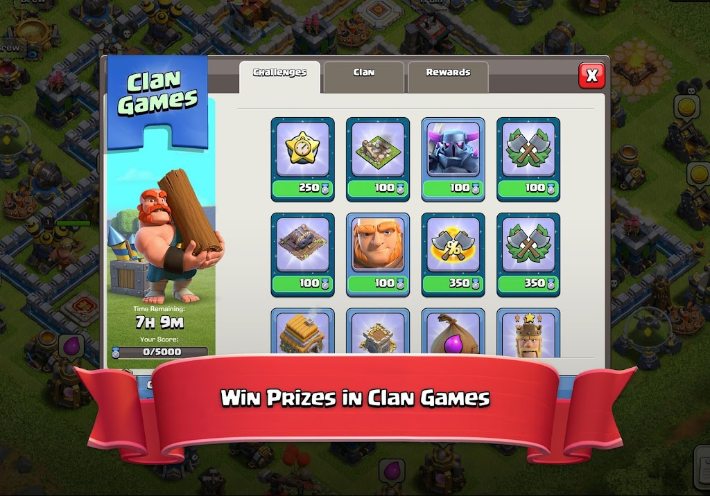 Clash of Clans  poster 21
