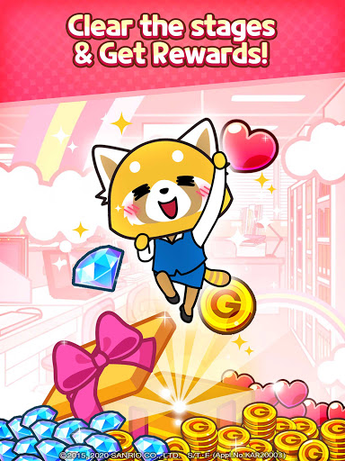 Aggretsuko : the short timer strikes back 1.9.2 screenshots 11