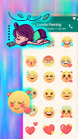 I Love You Forever Emoji Stickers