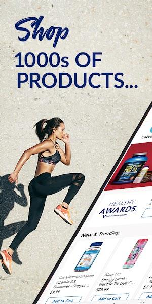The Vitamin Shoppe - Wellness & Sports Nutrition