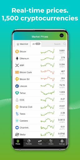 Foto do Good Crypto: one trading app for all exchanges