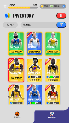 Basketball Legends Tycoon - Idle Sports Manager  screenshots 4