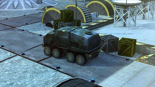 3d moon base simulator parking games 2017 screenshot 2