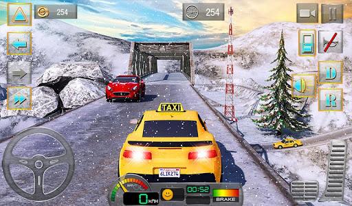 Taxi Driver 3D : Hill Station  screenshots 11