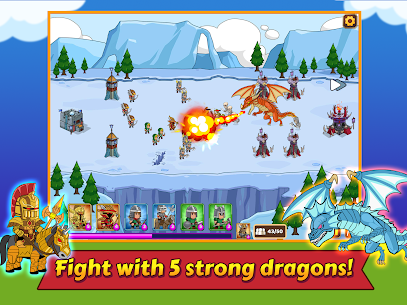 Dropwars MOD APK: Defense Kingdom Wars (Unlimited Gold) 9