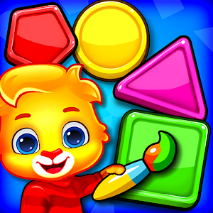Color Kids: Coloring Games