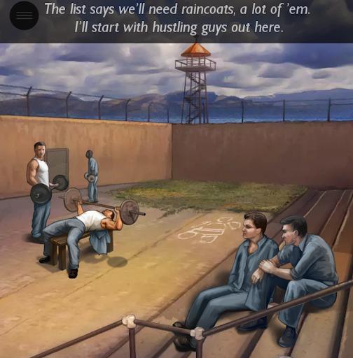 Escape Alcatraz  Screenshots 11