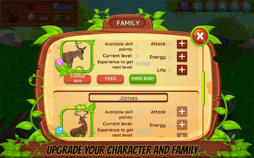 Deer Simulator - Animal Family 1.167 Screenshots 7