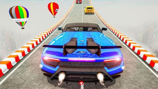 Car games 3d : Impossible Ramp Stunts 1.0 screenshots 9