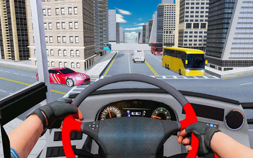Coach Bus Simulator Games: Bus Driving Games 2021 1.5 screenshots 9