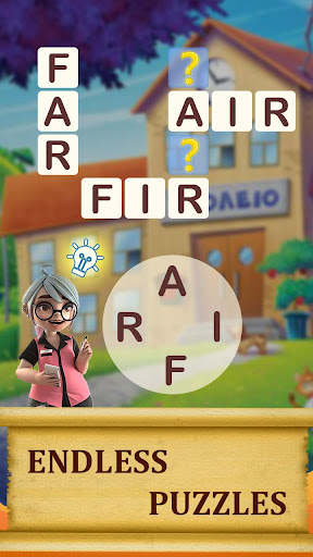 Wordsdom u2013 Best Word Puzzle Game 1.5.5 Screenshots 2