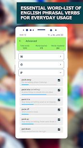 English Phrasal Verbs. Vocabulary Builder App (MOD APK, Premium) v1.3.8 3