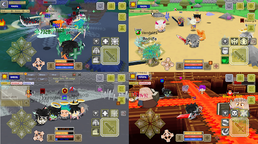 Silverpath Online - MMORPG 2.0066 screenshots 8