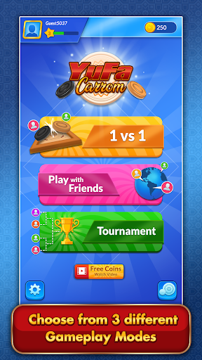 Yufa Carrom 1.4 screenshots 1