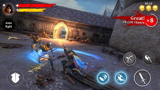 Iron Blade: Medieval Legends RPG 8