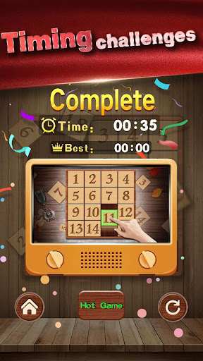 Numpuz: Classic Number Games, Free Riddle Puzzle 4.4501 screenshots 5