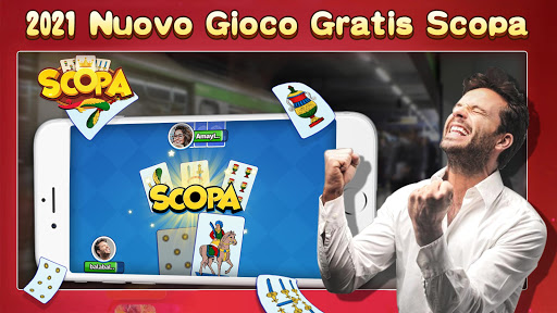 Scopa:Italian Card Game online 1.1.9.0 screenshots 1