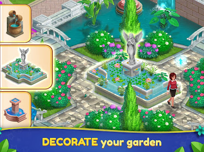 Royal Garden Tales - Match 3 Puzzle Decoration ' 0.9.8 Screenshots 13